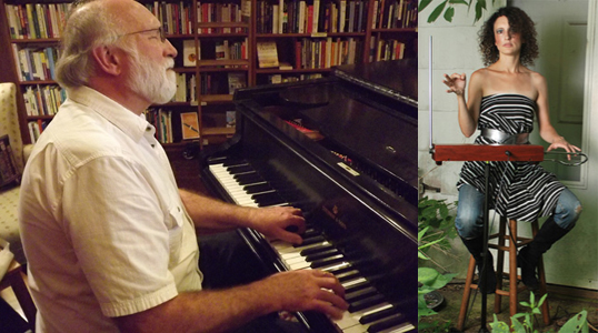 Live Music in the Twain Room - Tom Schneider, piano